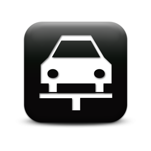 Car Repair Shop Icon