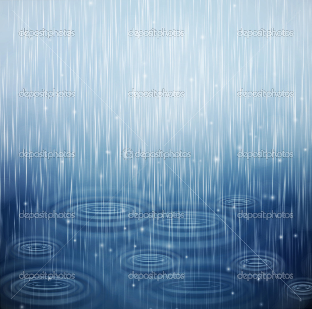 9 Rainy Day Vector Images