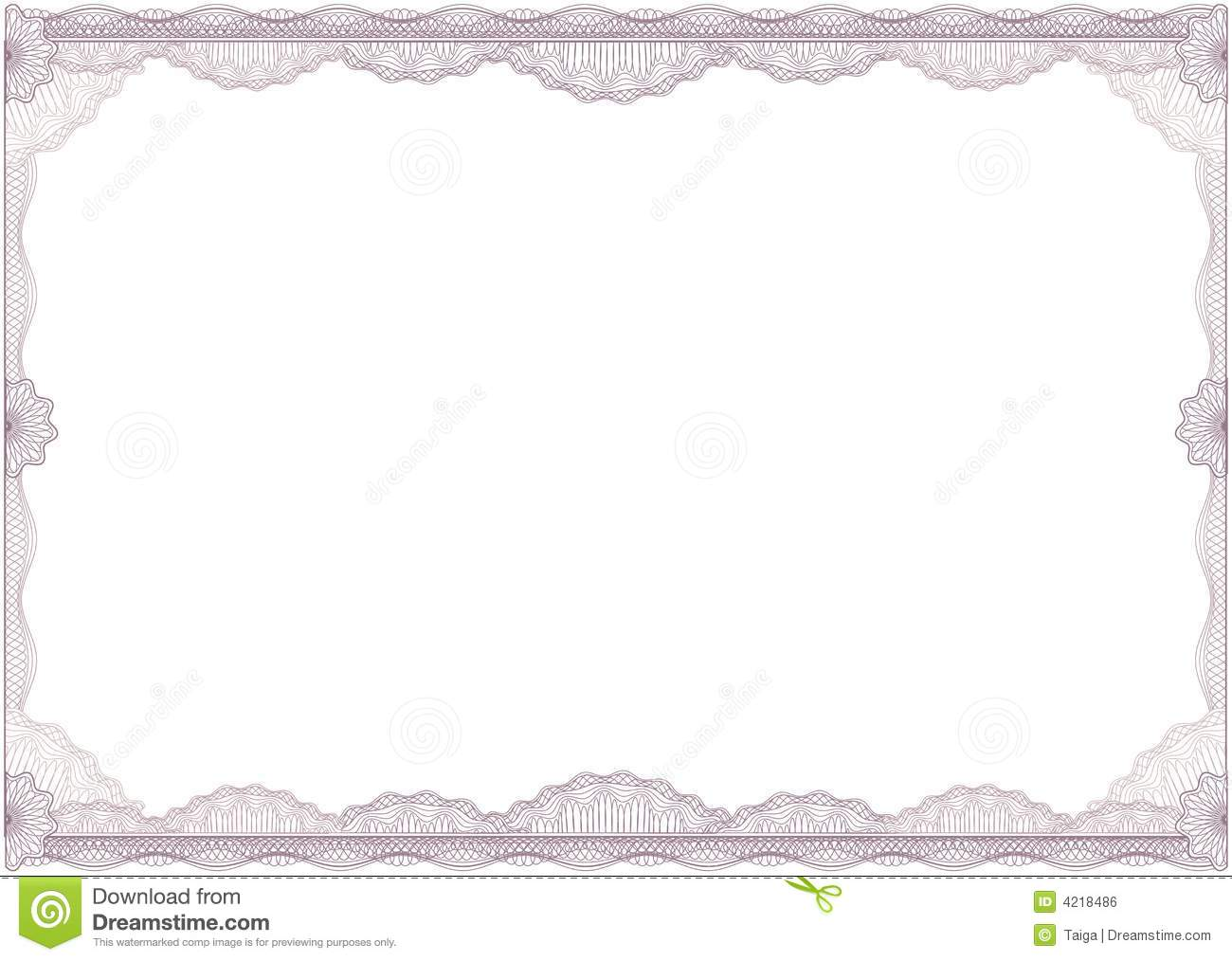 14 borders vector green certificate images free vector certificate border green certificate for Certificate border vector