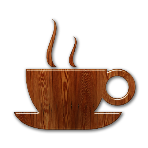 5 Coffee Shop Icon.png Blue Images
