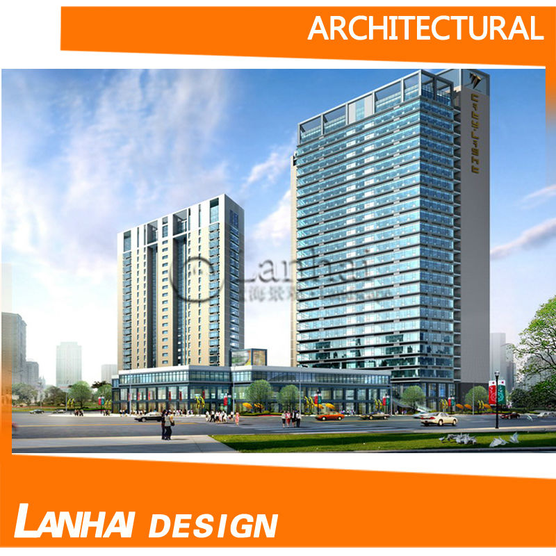 9 commercial building design software 3d images glass