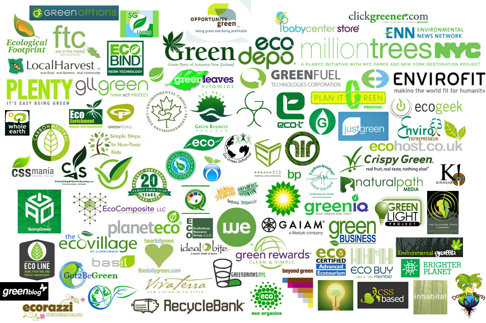 11 Green Logo Design Images