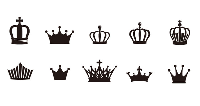 14 Free Vector Crown Images