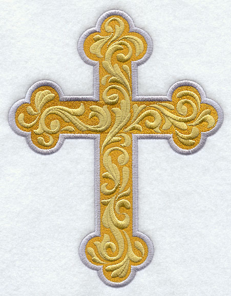 13 Filigree Cross Designs Images