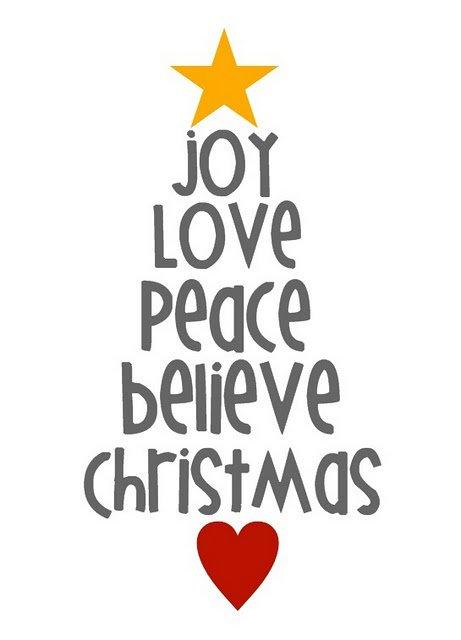 Free Christmas Printables Pinterest