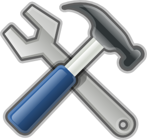 18 Building Maintenance Icon Clip Art Images
