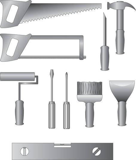 Free Clip Art Maintenance Tools