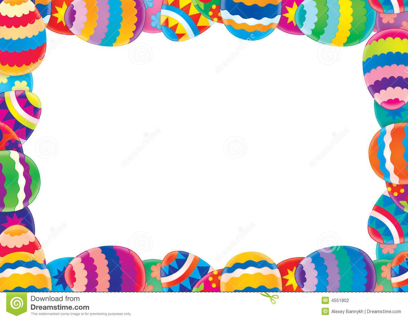 Free Easter Clip Art Borders