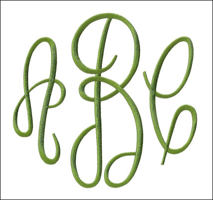 Free Monogram Embroidery Designs Download