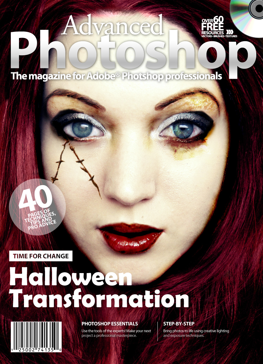 Free Photoshop Magazine Covers