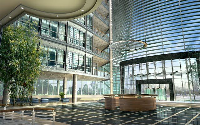 9 Commercial Building Design Software 3D Images