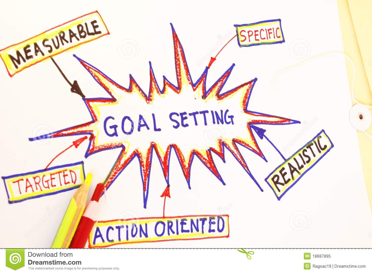 11 Stock Photo Images Goal Setting Images