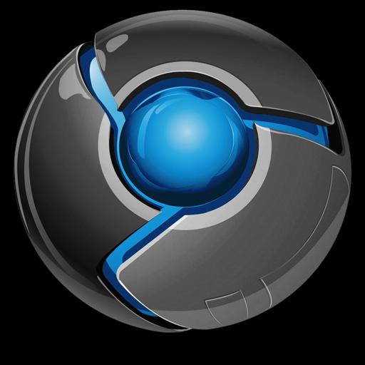 Google Chrome Logo Cool
