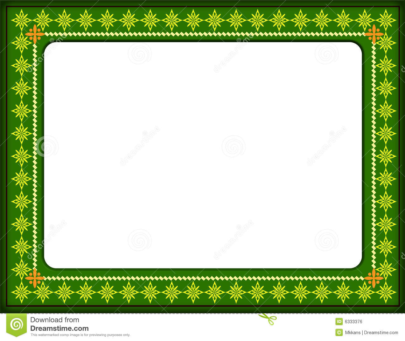 14 borders vector green certificate images free vector. Black Bedroom Furniture Sets. Home Design Ideas