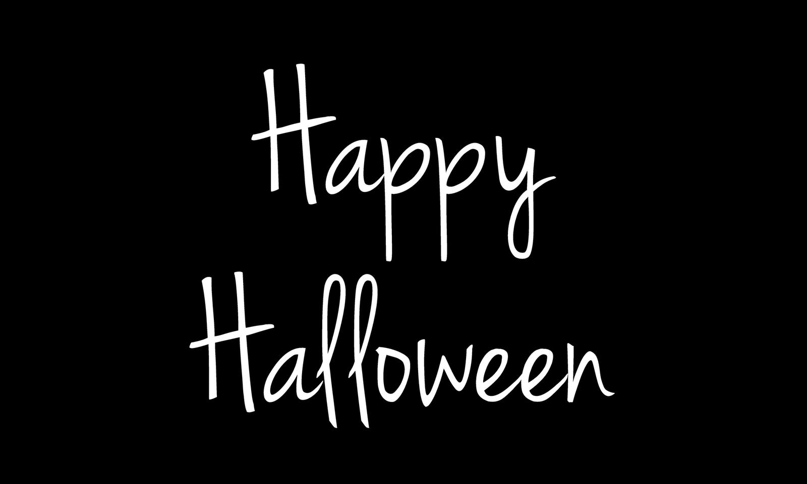 Happy Halloween Clip Art