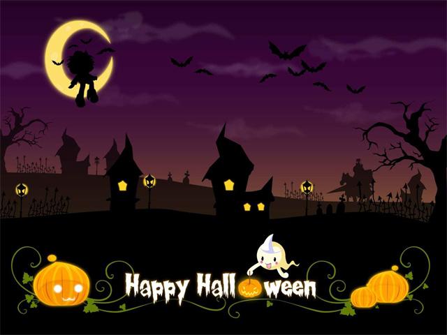 Happy Halloween Desktop