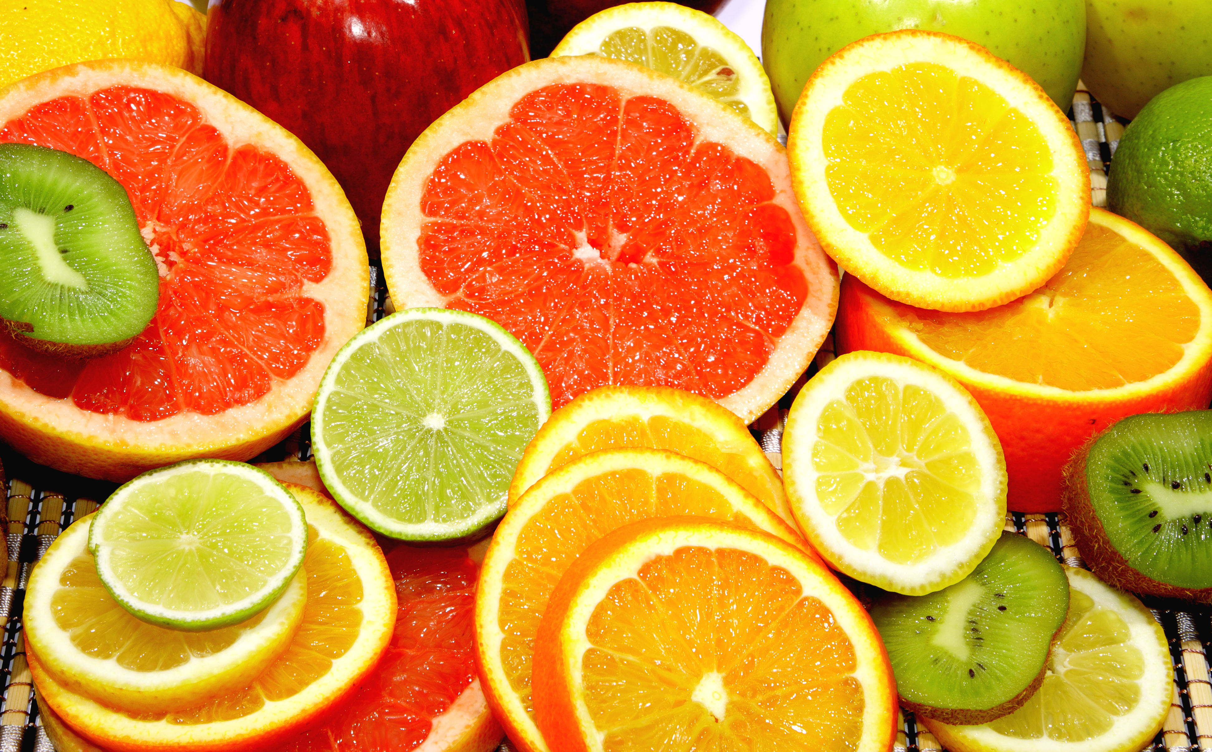 High Resolution Healthy Food