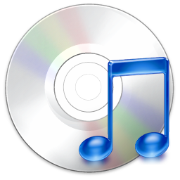 8 Music CD Icon Images