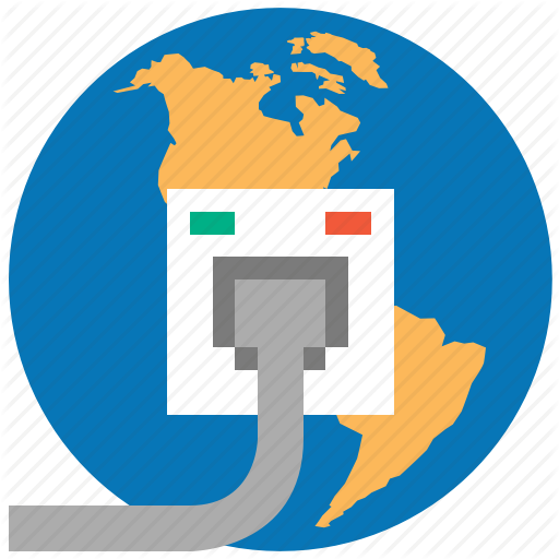 13 Internet Connection Symbol Icon Images - Financial ...