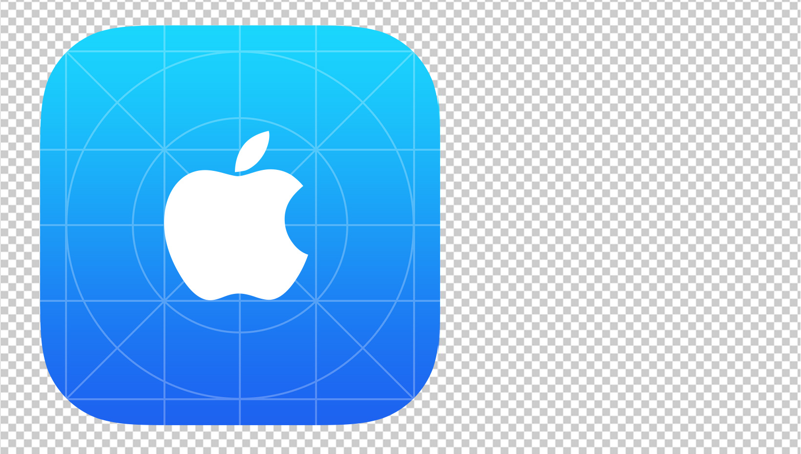 Image gallery ios app icon template for Iphone app logo template
