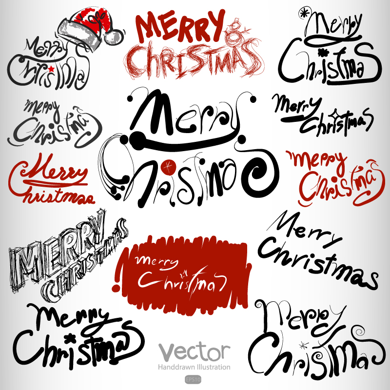 Merry Christmas Fonts Images.11 Merry Christmas Font Free Download Images Merry