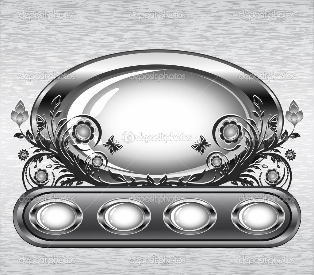 10 Oval Frontier Western Design Vectors Images