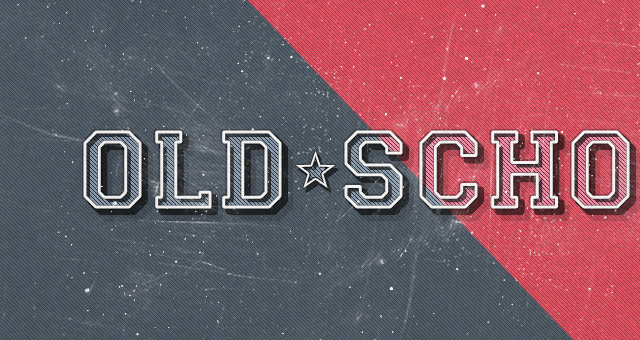 15 PSD Old School Images