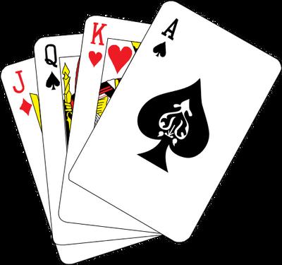 Playing Card Symbol Drawings