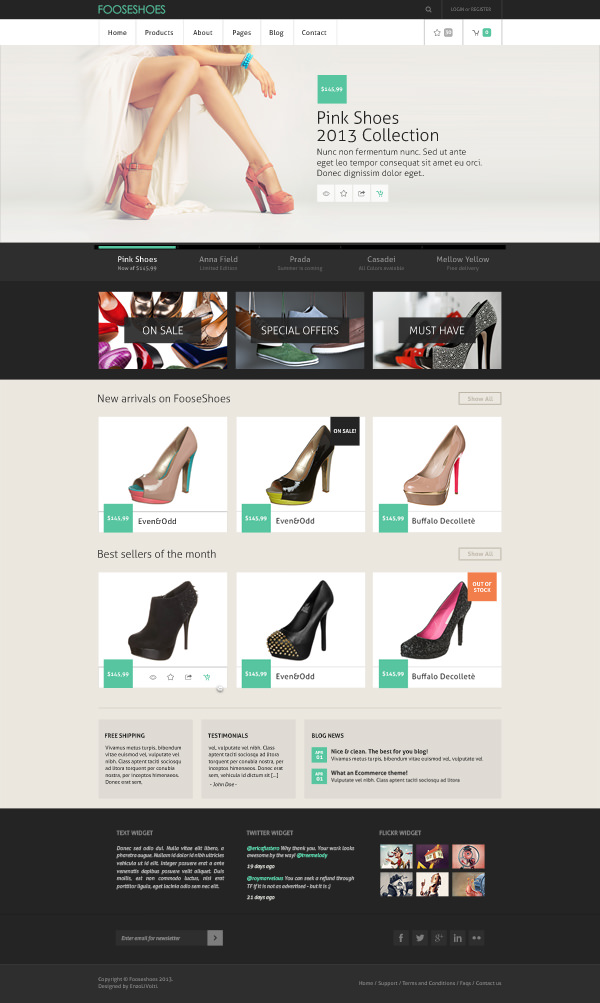 Charming Godaddy Free Website Templates Contemporary - Example ...