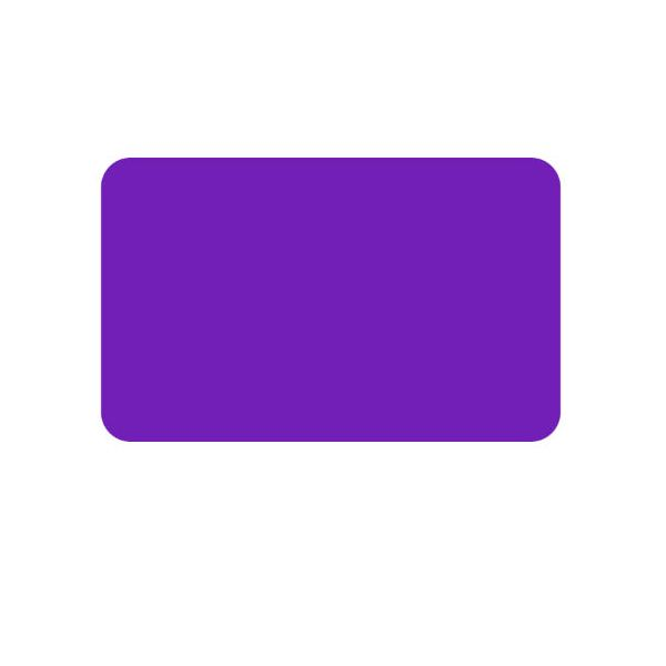 Rectangle with Rounded Corners Photoshop
