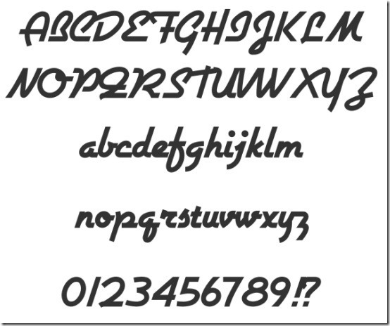 Retro Vintage Fonts Free