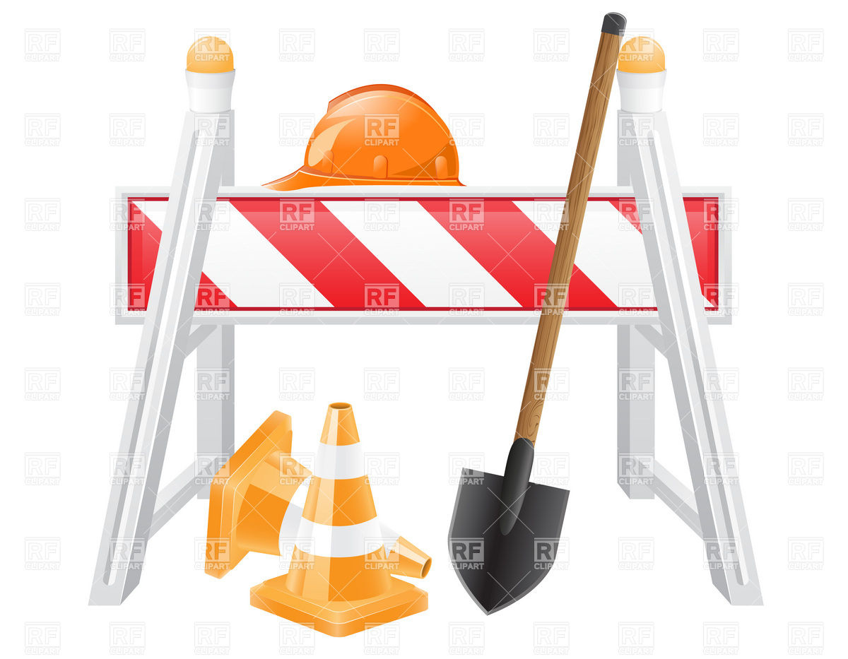 Road Maintenance Clip Art