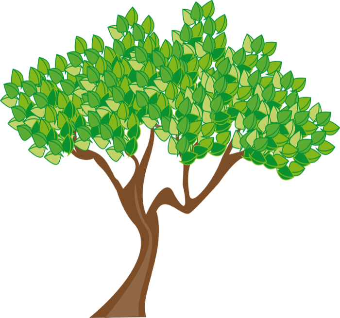 Summer Tree Clip Art