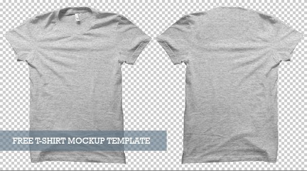 T-Shirt Mock UPS Templates