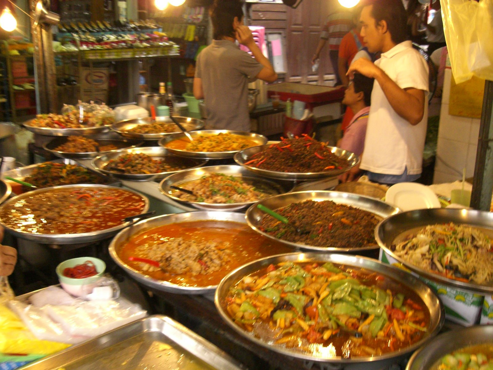 Thai Street Food Thailand