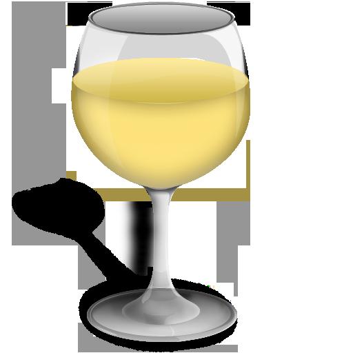 White Wine Icon