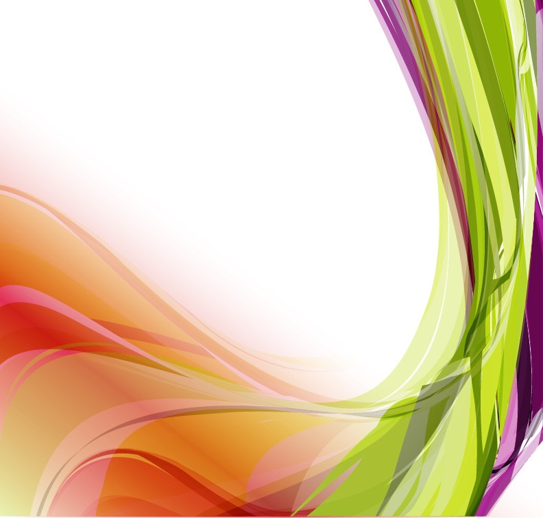 Abstract Background Colorful Vector Graphics