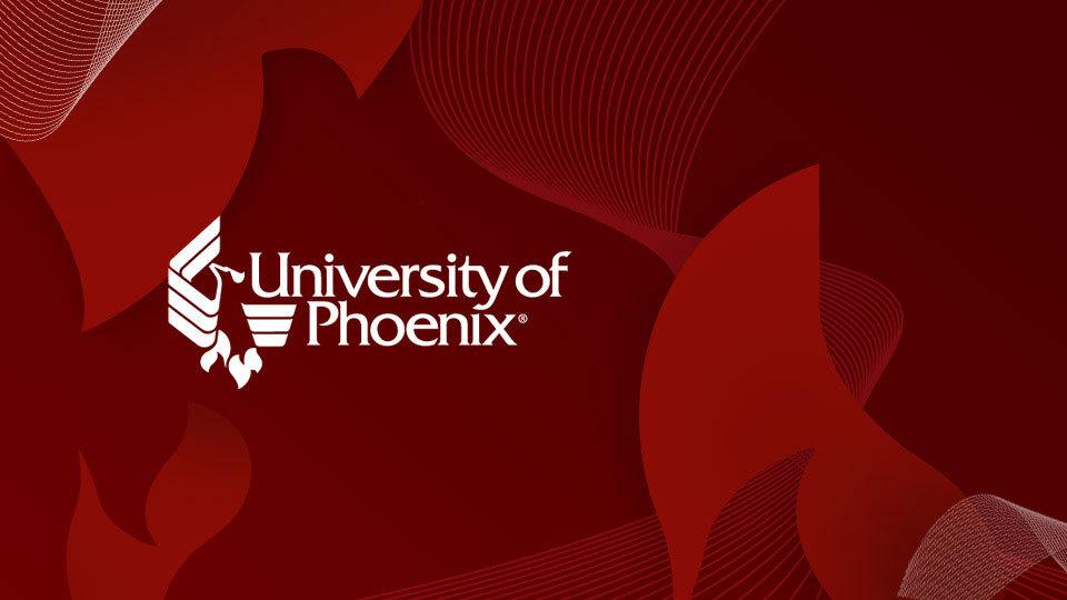 Awesome University of Phoenix Logo