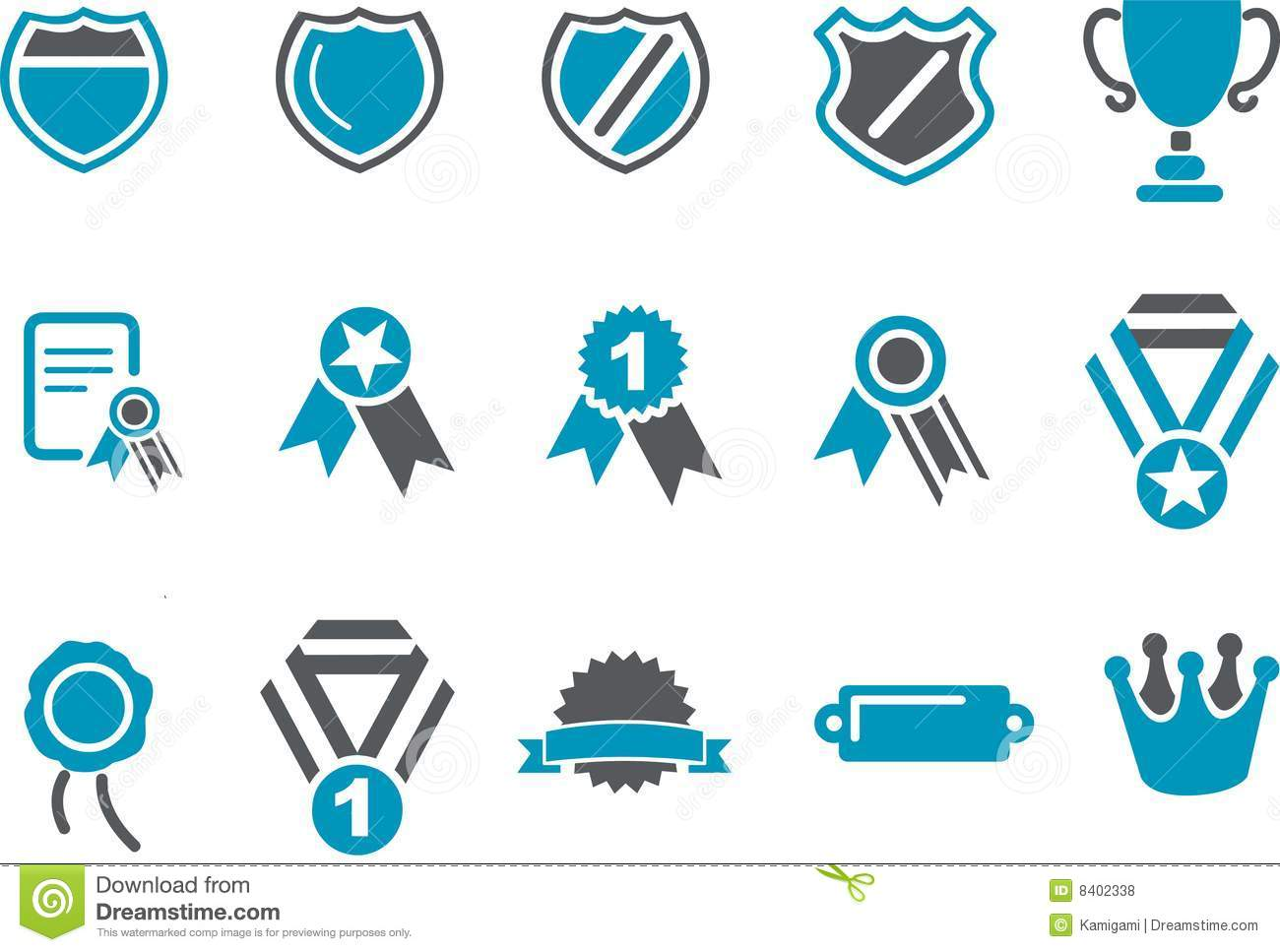 Badge Clip Art Icon