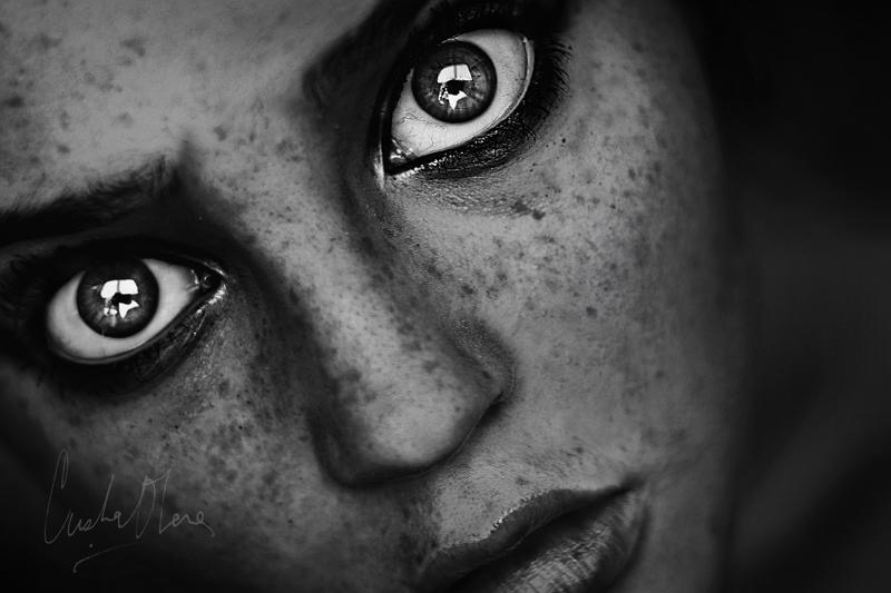 Beautiful Self Portrait Photography
