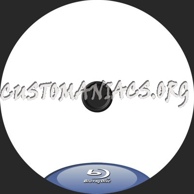 Blu-ray Disc Label Template