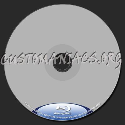 Blu-ray Disc Template
