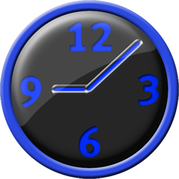 16 Simple Clock Icon 128x128 Png Images Instagram Clock Icon Clock Icon And Clock Icon Newdesignfile Com
