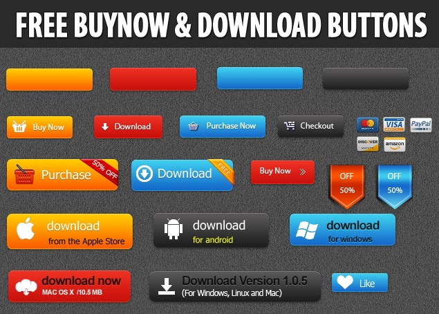 BuyNow Button Free Download