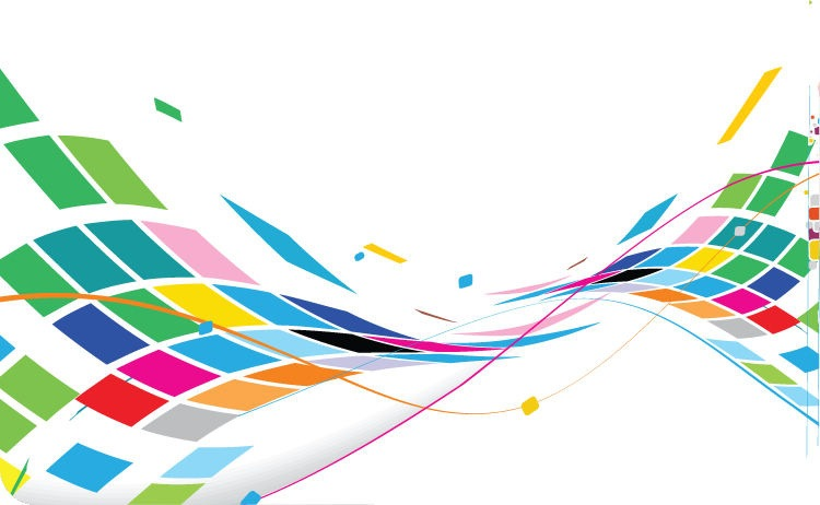 Colorful Abstract Vector Designs
