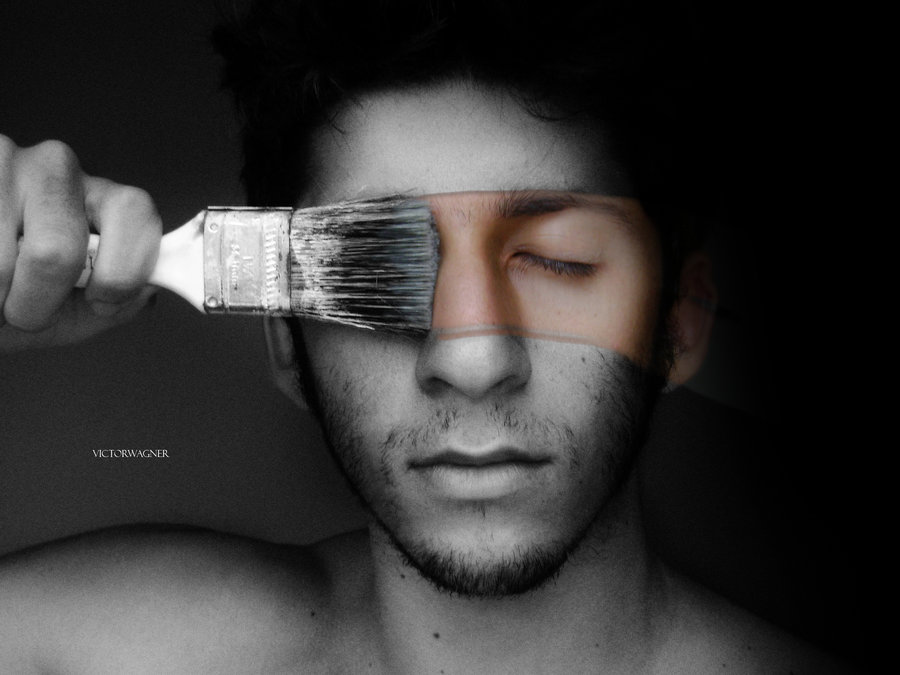 Cool Photography Self Portrait Ideas