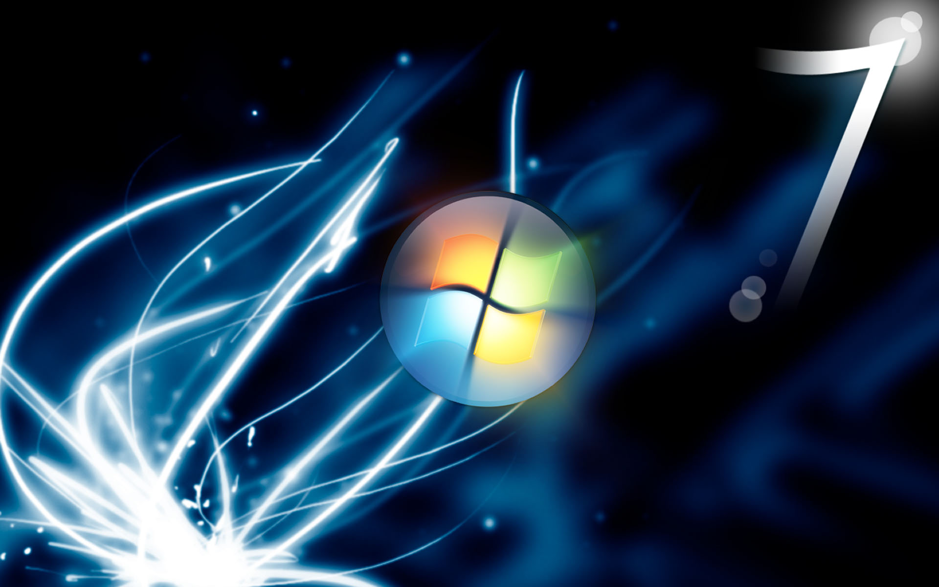 Cool Windows 7 Desktop