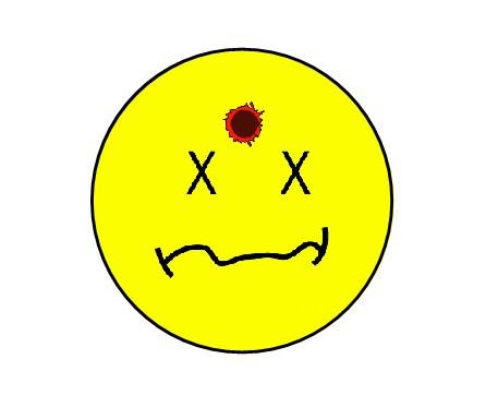 Dead Smiley-Face