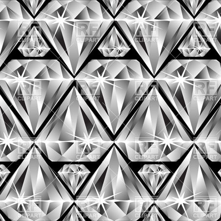 7 Diamond Square Art Abstract Vector Images