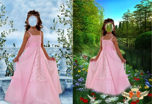 Download Free Adobe Photoshop PSD Dresses